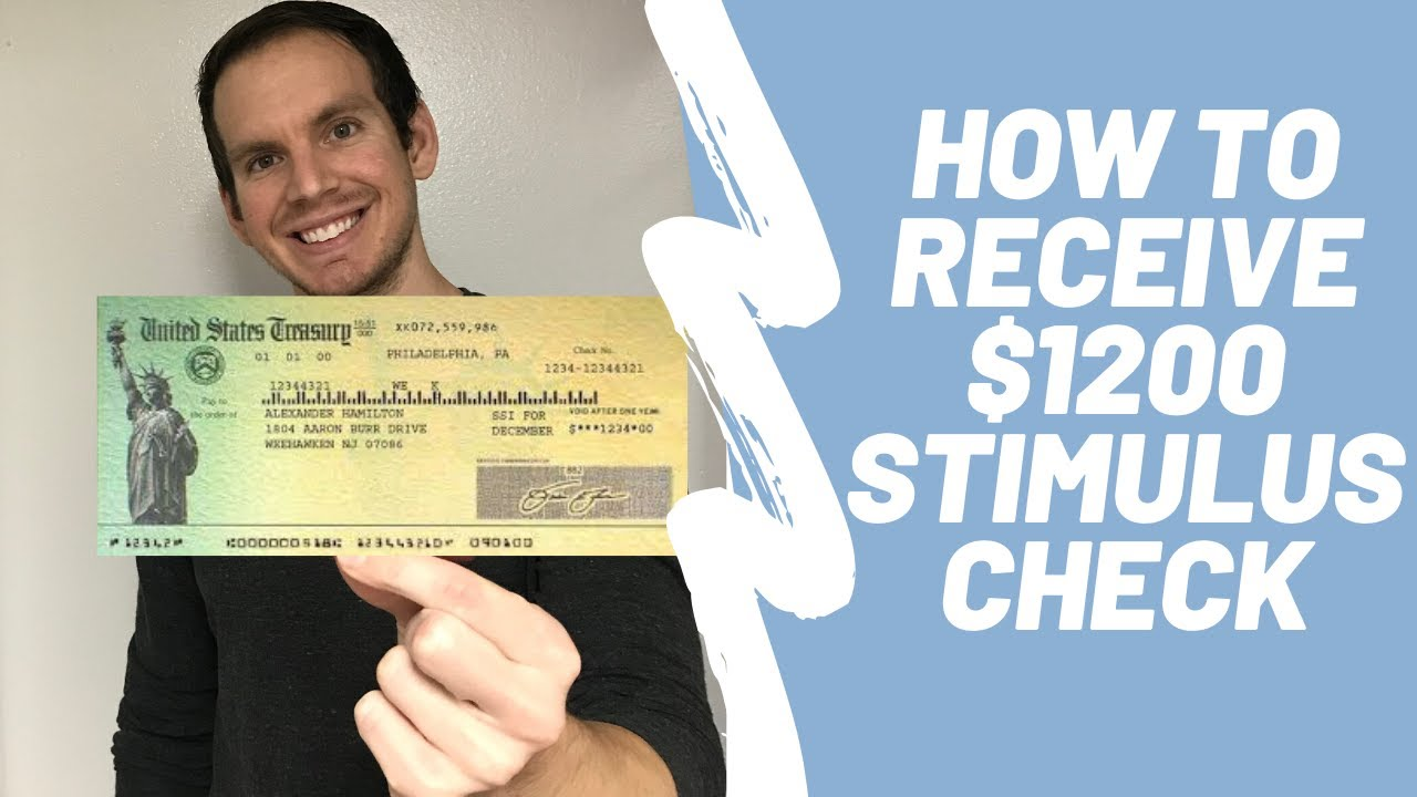 $1200 Stimulus Check Sent - Are You Eligible ...