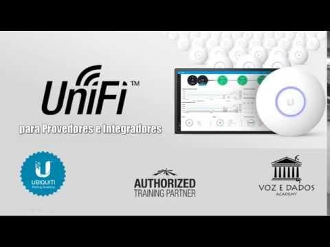Webinar UniFi para Provedores e Integradores