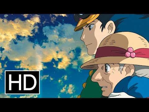 Howl's Moving Castle - Official Trailer