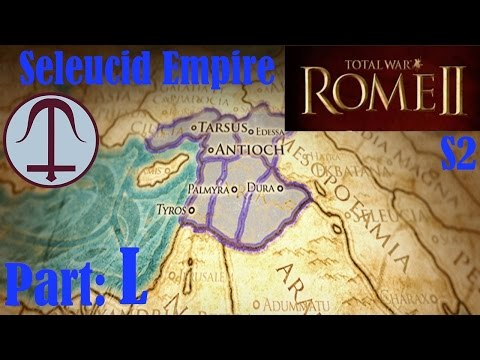 Let's play Rome II Total War S2 - part 50 - The fight for Libya