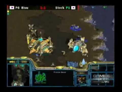 IEF 2008 Wuhan  Bisu vs Stork 2008-12-07  @ Python