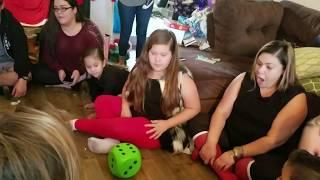Christmas Dice Game 2017