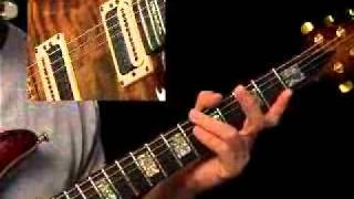Blues Guitar Lessons - #20 Dominant Blues - Bluesology