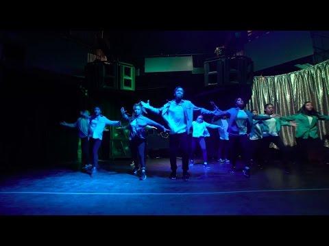"""Wait"" - August Alsina   Jake Makaling & Ritika Bhandari Choreography   FDE COCKTAIL NIGHT 2017"