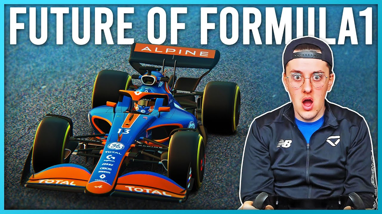The Future of Formula 1 is Amazing   (F1 2022)