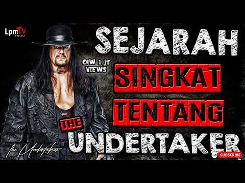 Ternyata Dia Juga Pecinta UFC !! SEJARAH SINGKAT TENTANG THE UNDERTAKER SANG LEGENDA SMACKDOWN