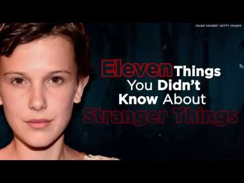 11 things you didn 39 t know about stranger things youtube. Black Bedroom Furniture Sets. Home Design Ideas