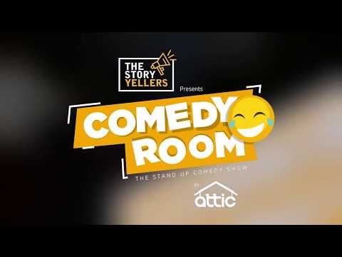 The Comedy Room - StandUp Comedy Show Ep-02 Presented By The Storyyellers At Attic