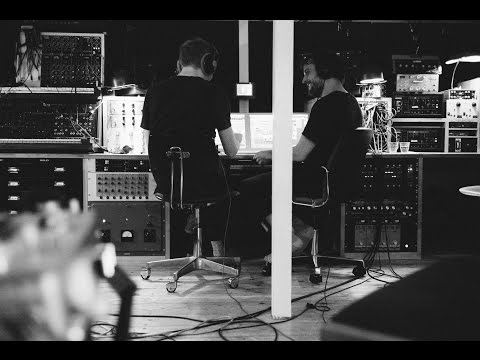Trance Frendz — An evening with Ólafur Arnalds and Nils Frahm