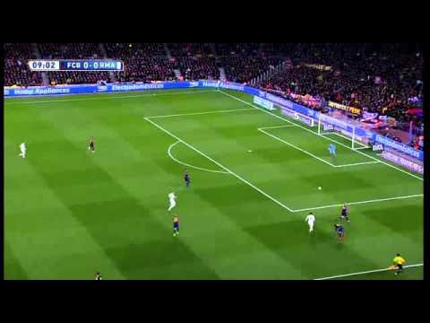 1° Gareth Bale vs Jordi Alba • Speed skill.
