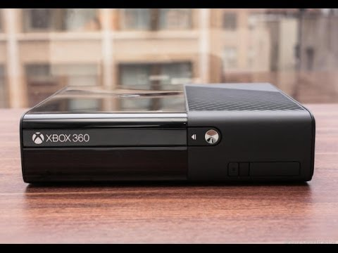xbox 360 e (unboxing) 4gb system