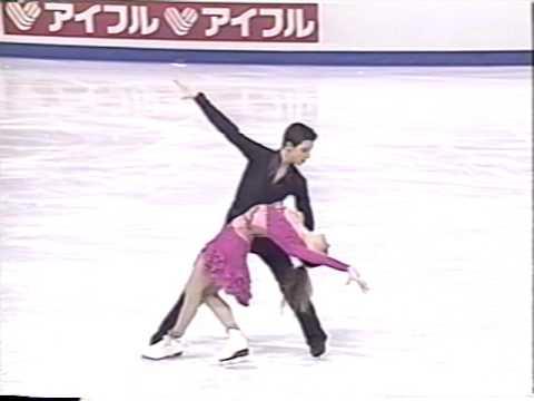 Tessa Virtue & Scott Moir CAN - 2006 Four Continents Championships OD