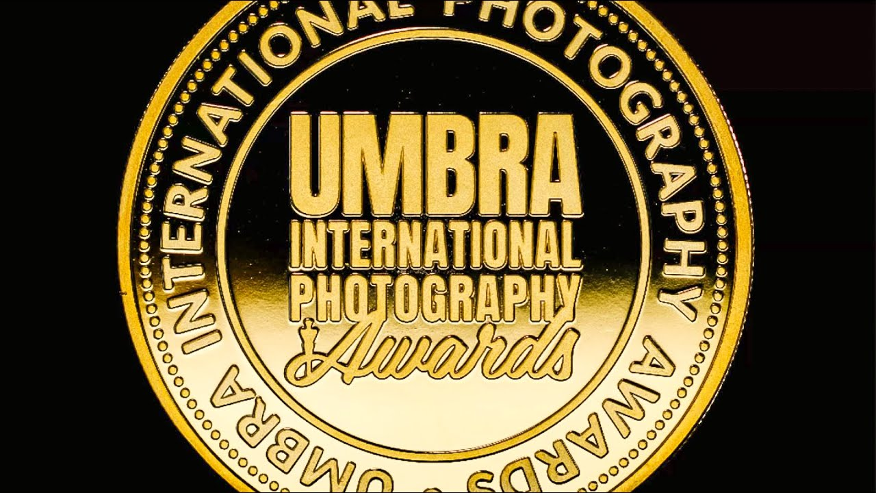 The Umbra Award Gold Medal is a Real Gold Plated Token!