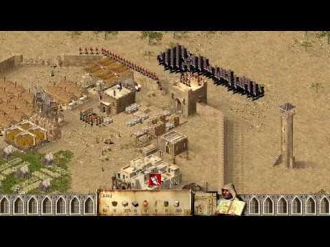 Stronghold Crusader Extreme Стронгхолд