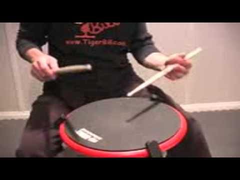 Tutorial Dasar Ketukan Pukulan Drumband