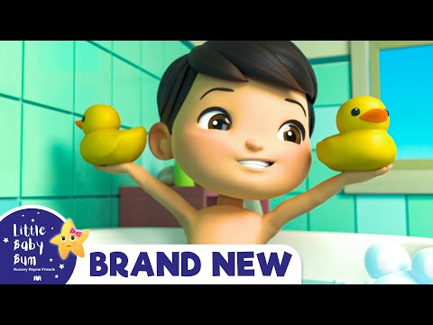 5 Little Ducks | BRAND NEW! | Baby Songs | +More Nursery Rhymes & Kids Songs | Little Baby Bum