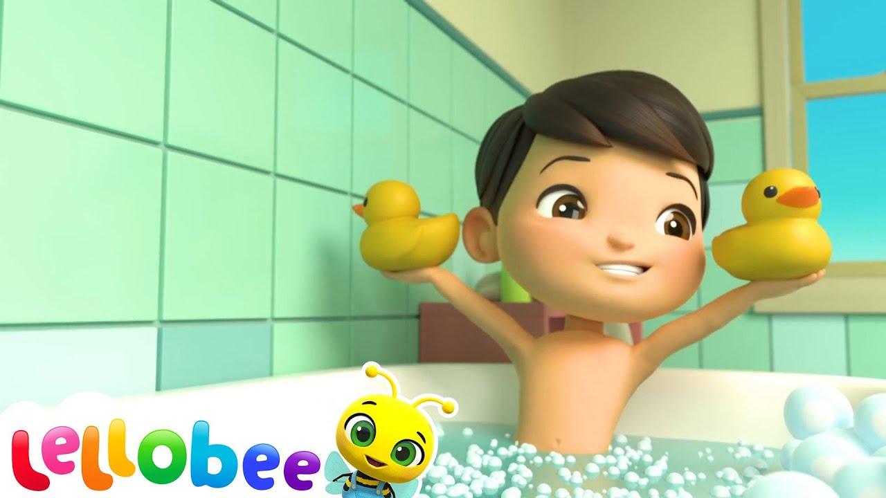 5 Little Ducks   BRAND NEW!   Baby Songs   +More Nursery Rhymes & Kids Songs   Little Baby Bum