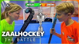 Winnende wondergoal in laatste minuut | Battle Zaalhockey | Zappsport