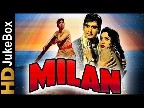 Milan (1967) | Full Video Songs Jukebox | Sunil Dutt, Nutan, Pran, Jamuna