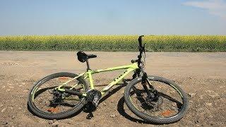 Смотреть клип Быстрая езда РЅР° РіРѕСЂРЅРѕРј велосипеде РґРѕ 60 РєРј/С‡ онлайн