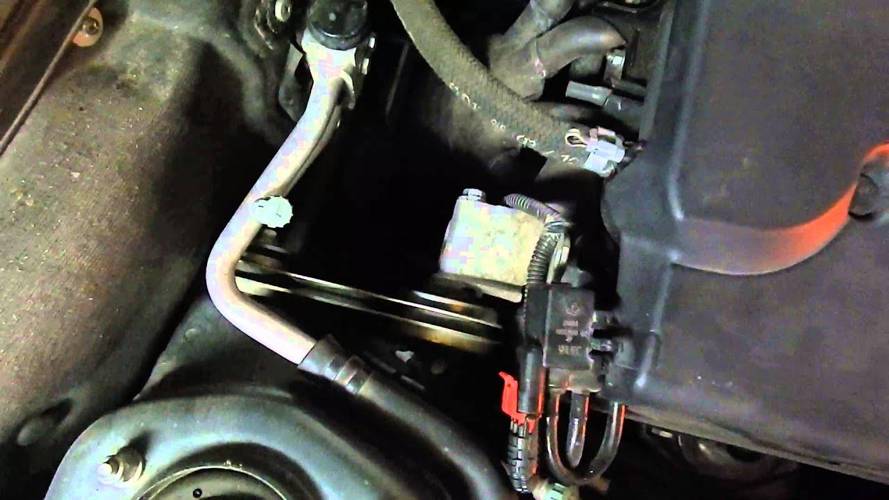 Двигатель Приора после замены поршневой на 41 тыс  км