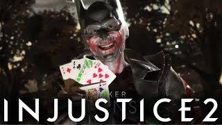 Injustice 2 - How to make Bat-Joker