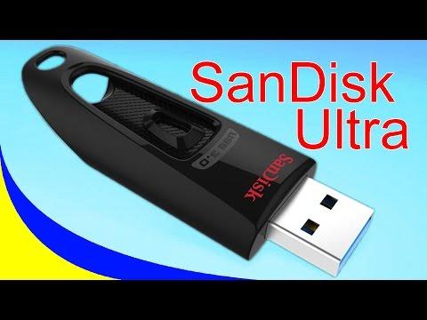 USB 3.0 Флешки SanDisk Ultra