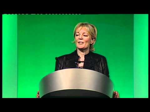 Sage World 2011 Jo Malone - The Scent of a Successful Entrepreneur