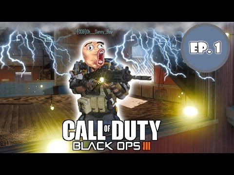 BO3: Camping Up A Storm, LOL - Episode 1 (Livestream Recording)