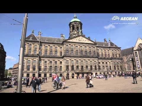 Άμστερνταμ - Ποδήλατα, τουλίπες & διαμάντια!