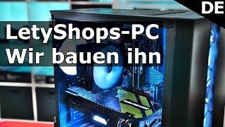 Gewinnspiel PC - Wir bauen ihn + Antwort auf eure Kritik