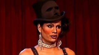 RAJA on AMERICA'S NEXT TOP MODEL | RuPaul's Drag Race And ANTM CROSSOVER