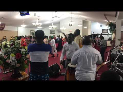 The Church of Pentecost Dallas District 'SUPER DUPER FIRE CONFERENCE' [Friday Evening Praises]