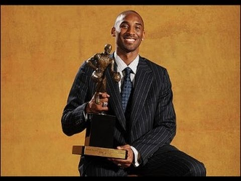 Why Does Kobe Bryant Only Have Mvp Award