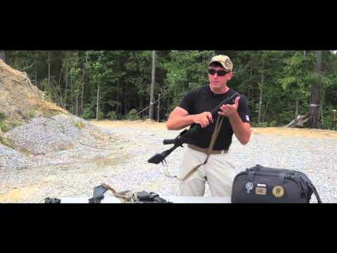 Frank Proctor of Way of the Gun talks and demo's the Proctor Sling