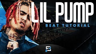How To Make A Lil Pump Type Beat (FL Studio Tutorial) Making A Cloud Rap Type Beat From Scratch 2017