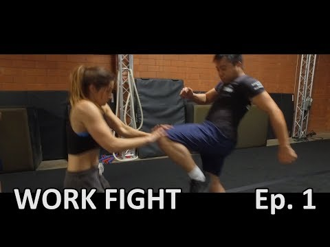 Work Fight - Ep.1 - Action Horizons Stunt Department