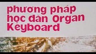 PHUONG PHAP HOC DAN ORGAN KEYBOARD|P2 | BEAUTIFUL BROWN EYES ( DOI MAT NAU XINH DEP )