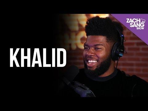 Khalid talks American Teen, VMAs and Shawn Mendes