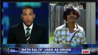 """Bath Salts"" Overdose Survivor CNN Interview Parody!!"