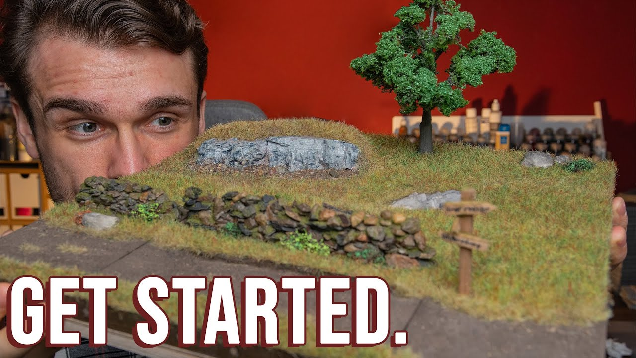 Get Started with Modular D&D Terrain - 5 Things to Build First!