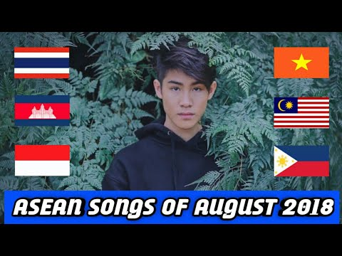 Southeast Asia Music Video Of August 2018