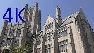 A 4K Tour of Yale University thumbnail