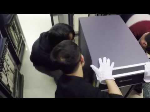 Huawei NE40E-X8A Installation Guide