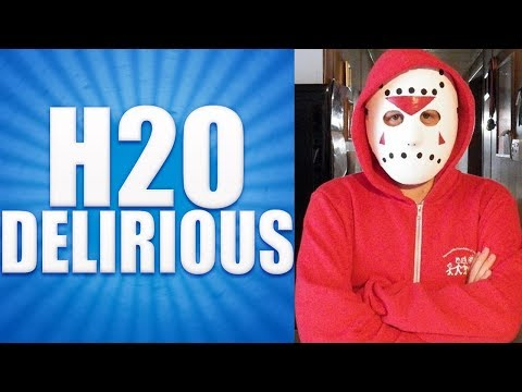 Proof H2O Delirious is Never Showing His Face