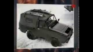 История создания УАЗ - 469 УАЗ - 3151) знаменитого автомобиля внедорожника