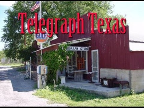 Telegraph Texas Post Office