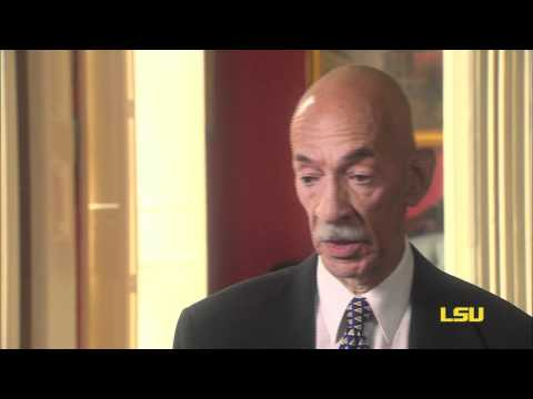 A. P. Tureaud Jr. -  The Symbol for Undergraduate Integration (Video 4 of 5)