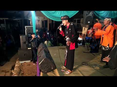 Abiel jatnika - Bojong cibodas!! The best Luar biasa Abiel bawain lagu calung