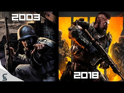 The Evolution Of Graphics: Call Of Duty (2003 - 2018)